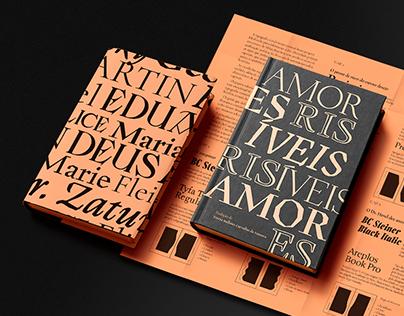 Risíveis Amores - Editorial