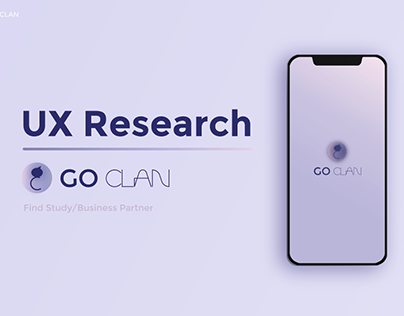 UX Research- Go Clan
