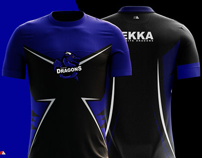 T-shirt Design for Esport Teams