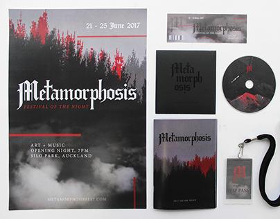 Metamorphosis Festival