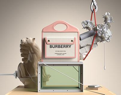 Burberry Pocket Bag