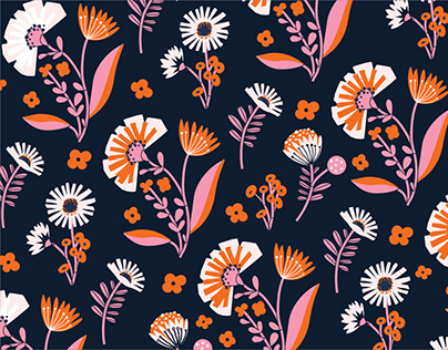 Reverie Garden Pattern Collection