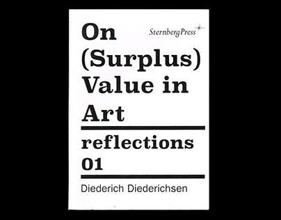 Surplus - Book design