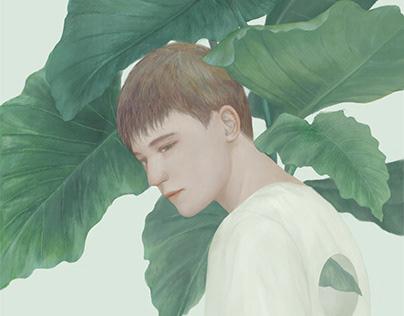 Foliage Portrait Ⅰ