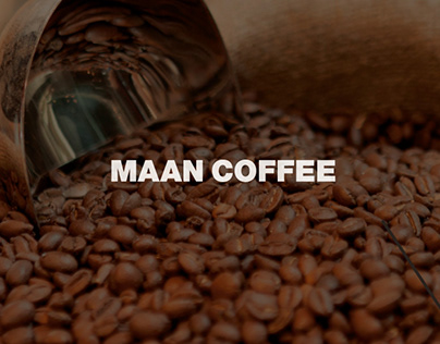 'MAAN COFFEE' Branding Renewal Project
