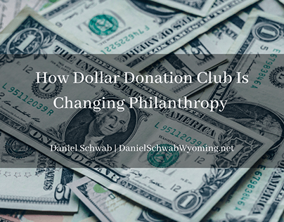 How Dollar Donation Club is Changing Philanthropy