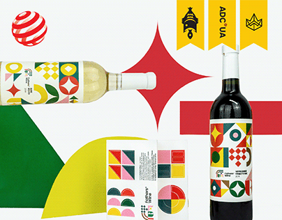 Fathers Wine Identity & Packaging