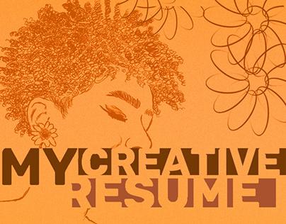 My Creative Resume