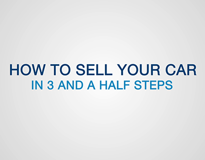 The Easiest Way to Sell a Car