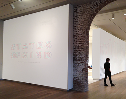 Museum Exhibition: STATES OF MIND