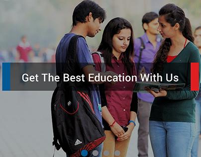 Ansal University android app design