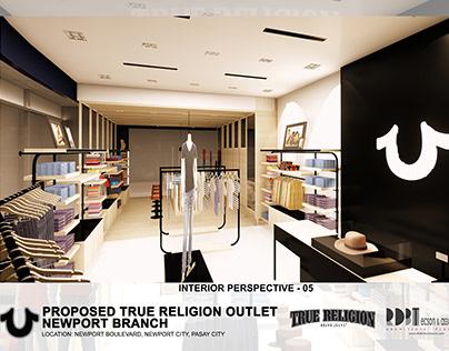 True Religion Outlet (Newport Branch)