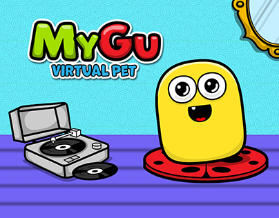 My Gu – Virtual Pet Games
