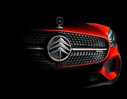 Ads For Mercedes