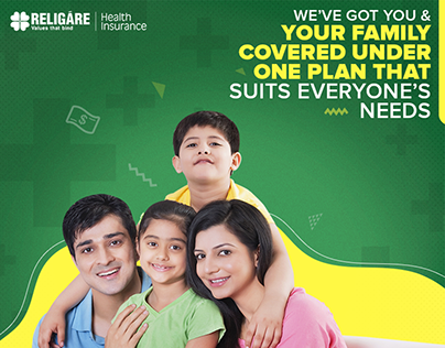 Social Media - Religare Health Insurance