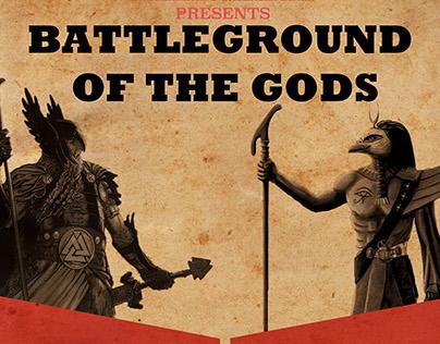 Battleground of the gods
