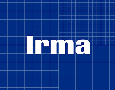Irma - Updated visual identity