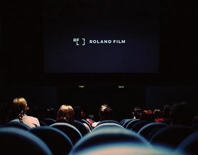 Roland Film & Roland Live – Branding