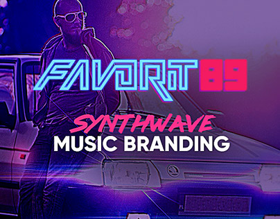 FAVORIT89 - music producer branding