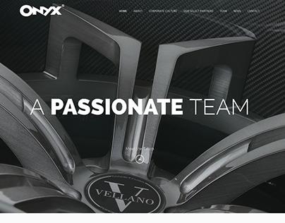 ONYX Web Site