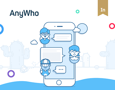 AnyWho - iOS & Android App