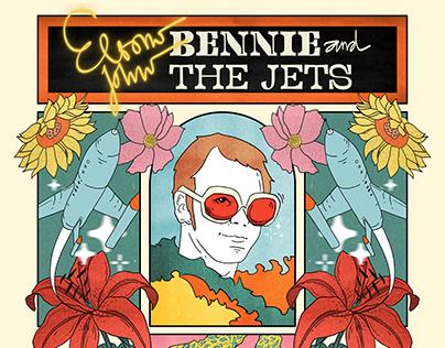 Elton John! - Bennie and The Jets