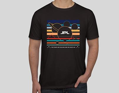 NASA-JPL Intern T-Shirt 2019