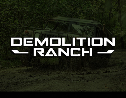 Demolition Ranch Logo