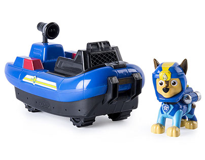Paw Patrol - Sea Patrol Basic Vehicles