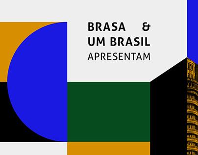 Brasa & Um Brasil apresentam