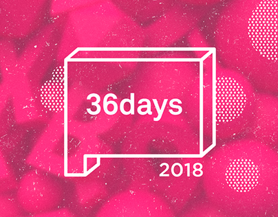 36 days of type | 2018