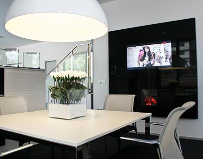 Interior Design Photography: WHITE
