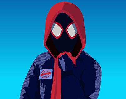Spider-Man: Into the Spider-Verse Fan Art
