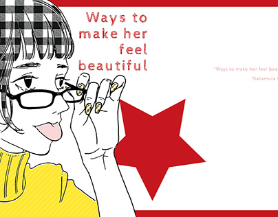 Ways to make her feel beautiful