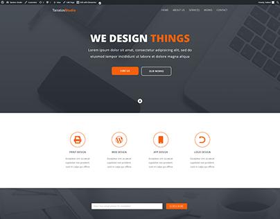 Full WordPress Website Design Using Elementor