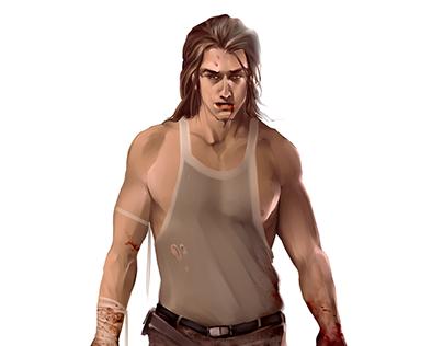 Character Design -Zombie Apocalypse