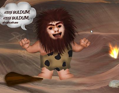 Kariyerist 2D -3D Animasyon Çalışması Yeşim Boyalı