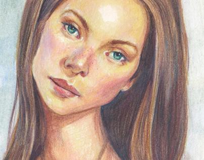 Portraits Volume Two