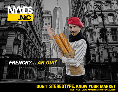 Don't Stereotype Campaign.