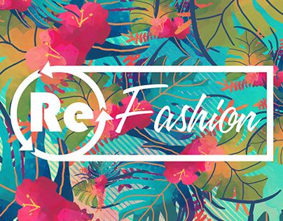Re-Fashion Logo
