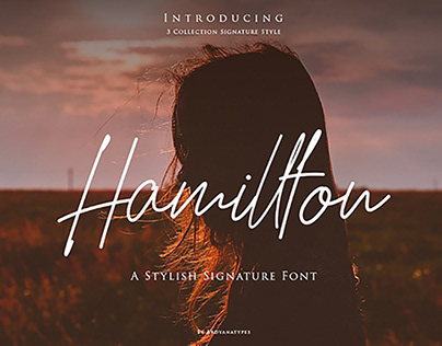 FREE - Hamillton Signature