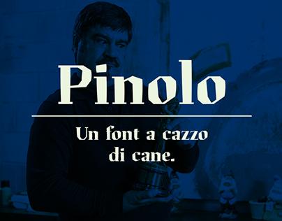 Pinolo Typeface