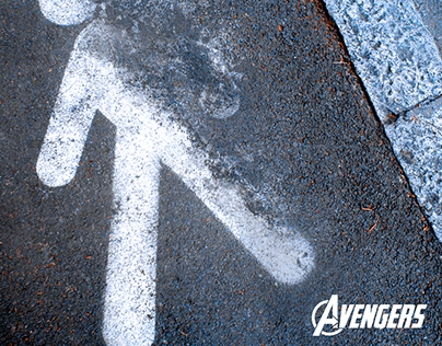Avengers End Game print adv