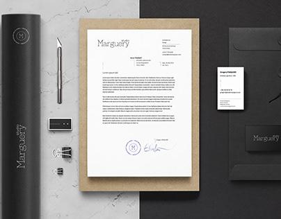 Marguery studio Identity