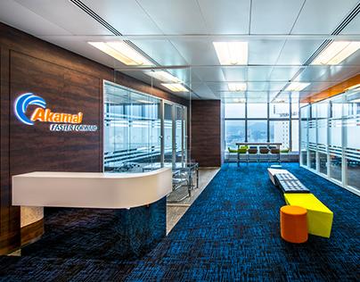 Interior Photography - Akamai office by Space Matrix