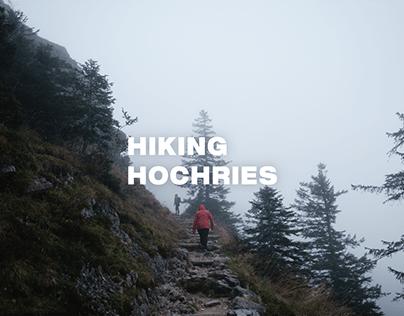 hiking hochries