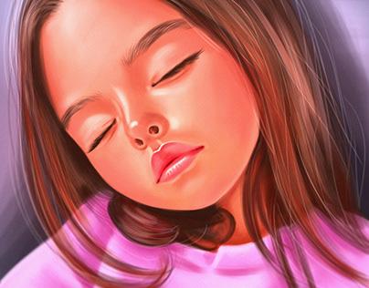 Maya Sleeping Beauty