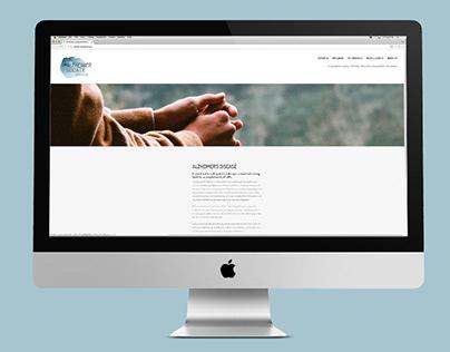 Alzheimer Society Website Re-design