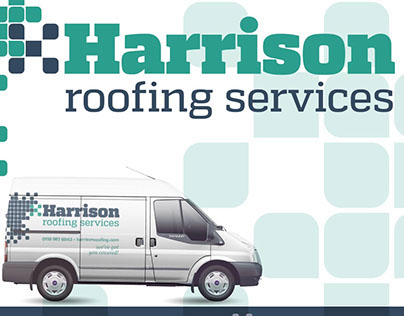 Corporate Identity for a roofing company