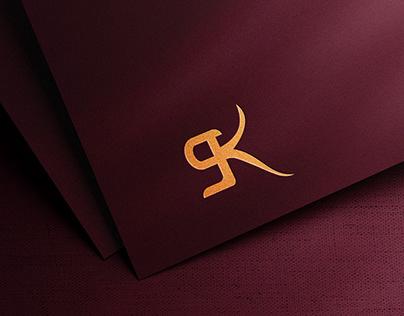SK Letter Mark